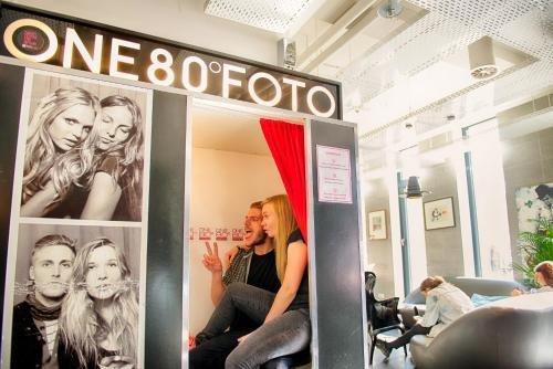 ONE80° Hostels Berlin - фото 10