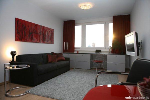 Apartment Cityview Berlin - фото 2