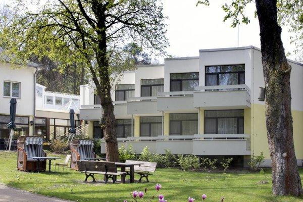 Seehotel Grunewald - фото 23