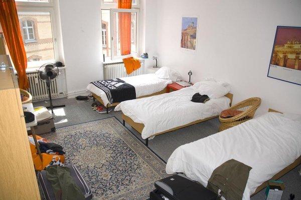 Rixpack Hostel, Берлин