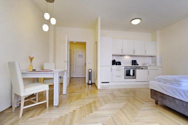 AMC Apartments - фото 25