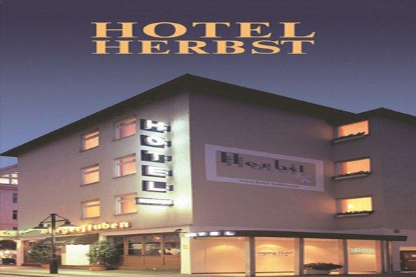Hotel Herbst Berlin - фото 50