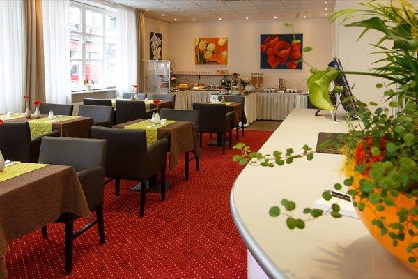 Hotel Herbst Berlin - фото 21