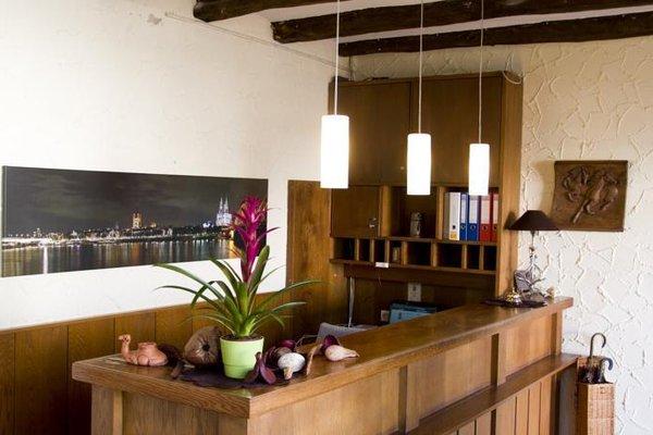 Hotel Kolner Hof Refrath - фото 15