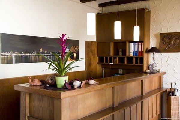 Hotel Kolner Hof Refrath - фото 16