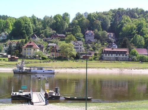 Hotel Sachsisches Haus - фото 12