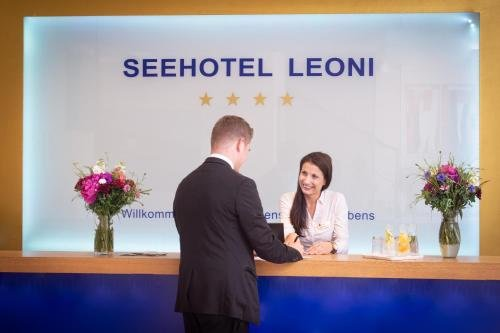 Seehotel Leoni - фото 15