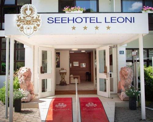 Seehotel Leoni - фото 22