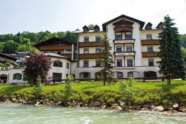 Hotel Grunberger - фото 22