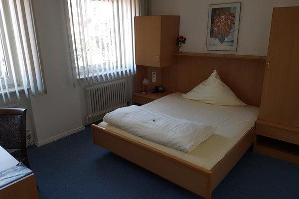 Hotel Stadt Baunatal - фото 1