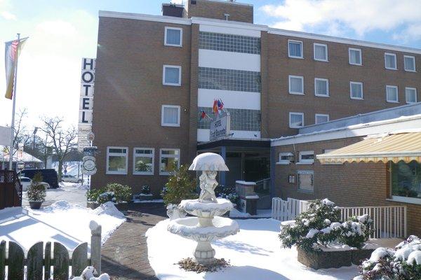 Hotel Stadt Baunatal - фото 22
