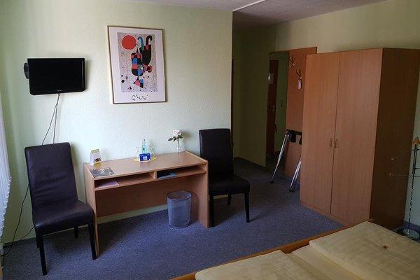 Hotel Stadt Baunatal - фото 8