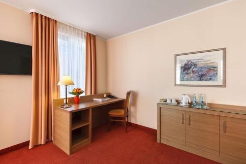 Best Western Hotel Bamberg Nichtraucherhotel - фото 3