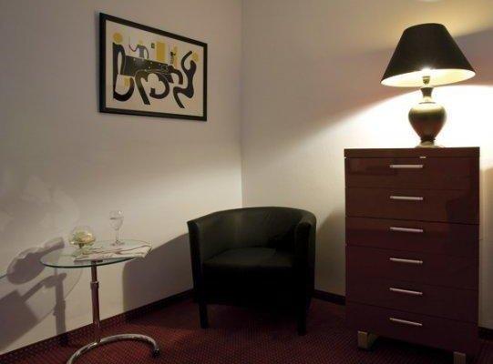 Hotel Cafe Bergschlosschen - фото 1