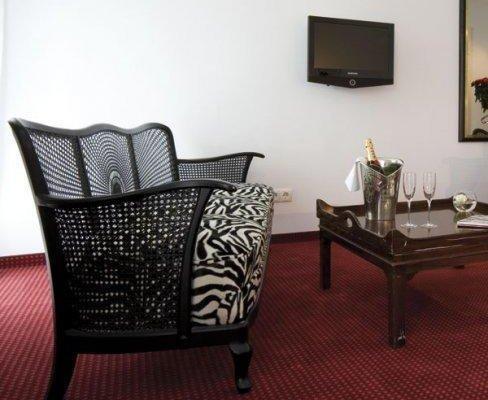 Hotel Cafe Bergschlosschen - фото 2