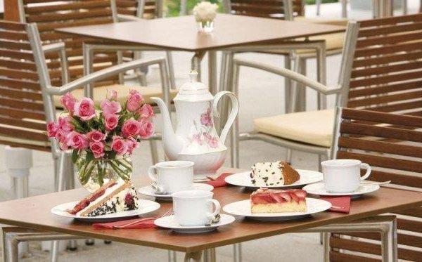 Hotel Cafe Bergschlosschen - фото 4