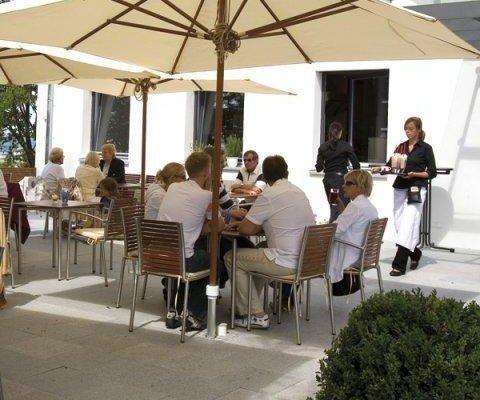 Hotel Cafe Bergschlosschen - фото 5