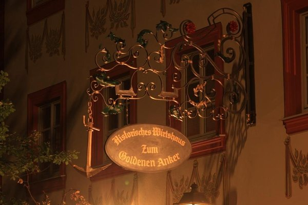 Hotel Zum Goldenen Anker - фото 20