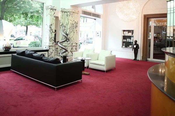 Hotel Bamberger Hof Bellevue - фото 5