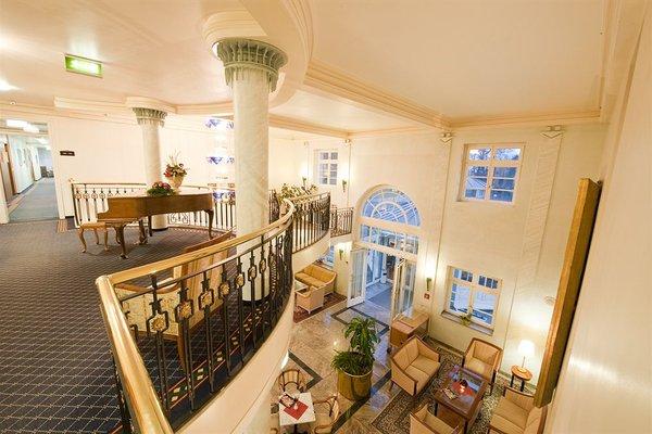 Schlosshotel Ballenstedt - фото 12