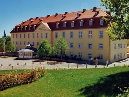 Schlosshotel Ballenstedt - фото 22