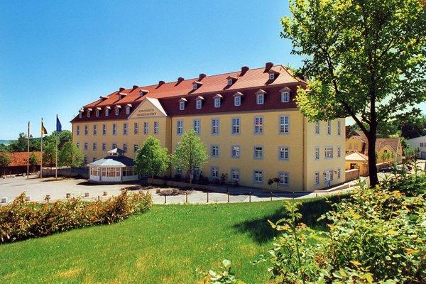 Schlosshotel Ballenstedt - фото 23