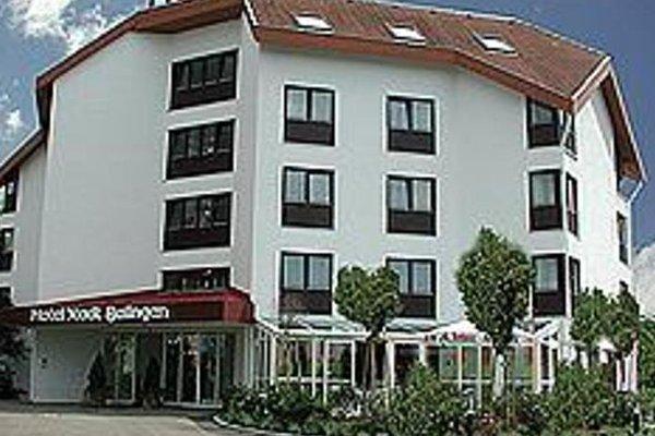 Hotel Stadt Balingen - фото 22