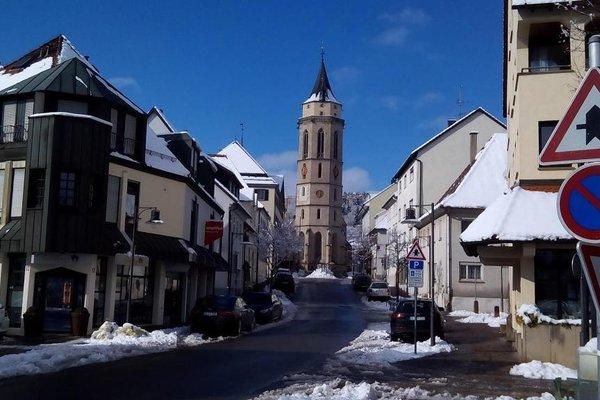 Hotel Stadt Balingen - фото 23