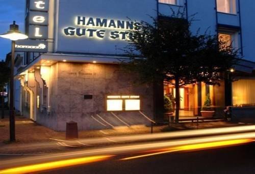 Hotel Hamann - фото 19
