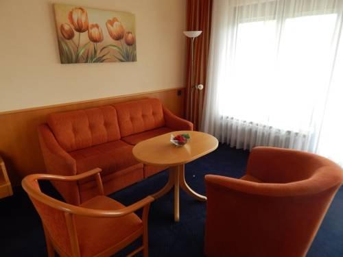 BSW-Erlebnishotel Am Kurgarten - фото 10