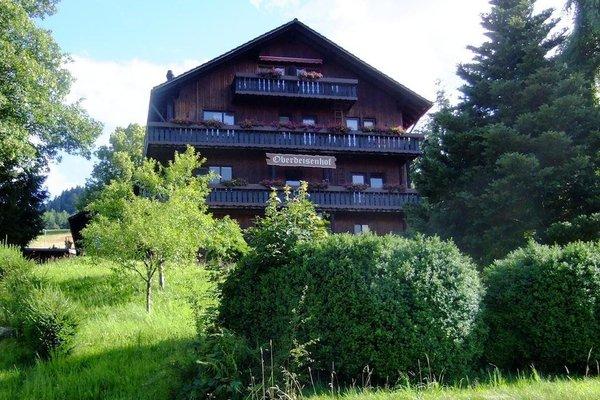 Oberdeisenhof - Landhotel Garni - фото 21