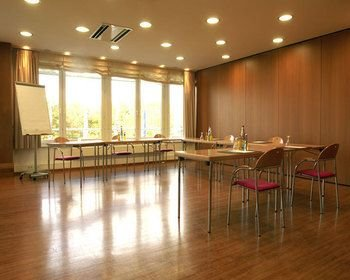 City Hotel Frankfurt Bad Vilbel - фото 11