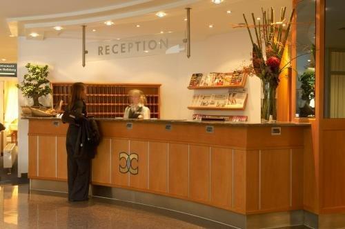 City Hotel Frankfurt Bad Vilbel - фото 12