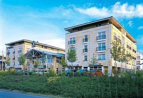 City Hotel Frankfurt Bad Vilbel - фото 22