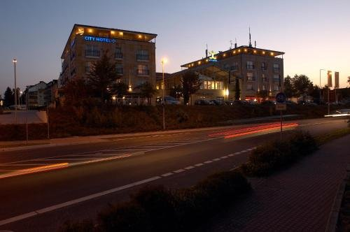 City Hotel Frankfurt Bad Vilbel - фото 23