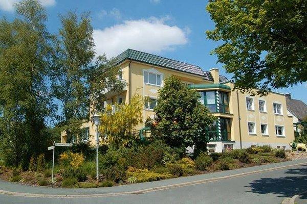 Hotel Haus Birken - фото 9