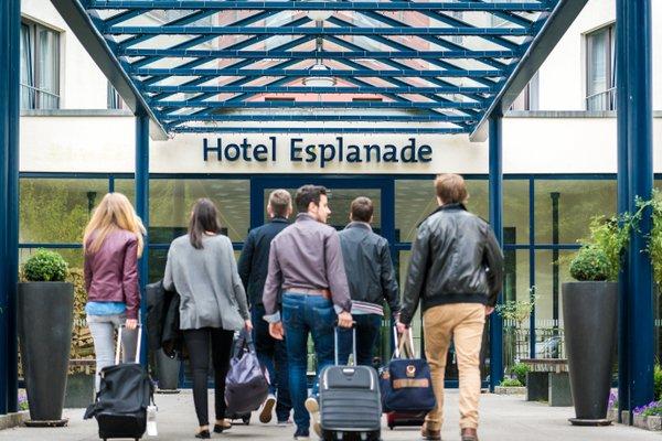 Hotel Esplanade Resort & Spa - фото 14