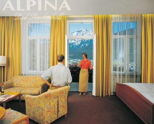 Hotel Alpina - фото 1