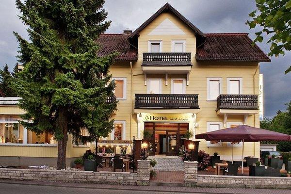 Hotel am Kurpark - фото 22
