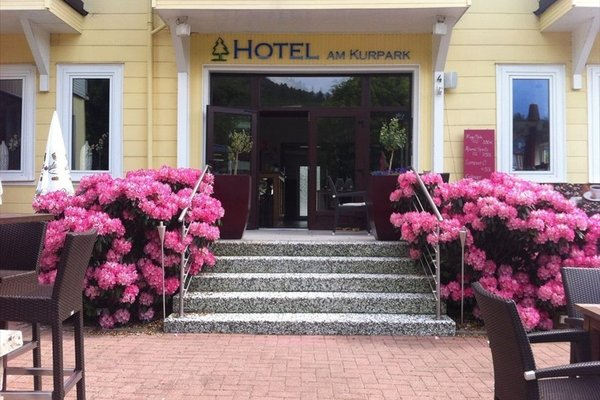 Hotel am Kurpark - фото 23