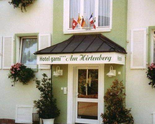 Hotel Am Hirtenberg Garni - фото 2