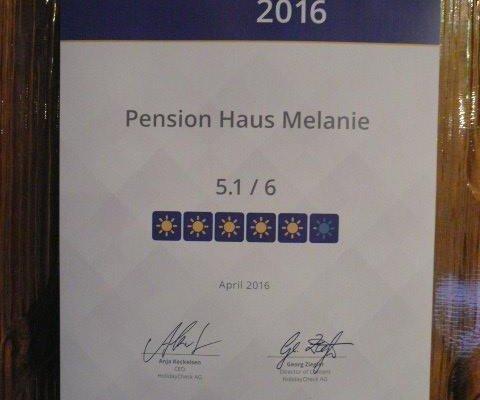 Haus Melanie - фото 8