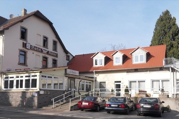 Hotel zum Adler - фото 23