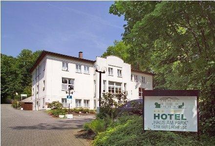 Hotel Haus am Park - фото 23