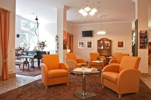 Hotel Haus am Park - фото 7
