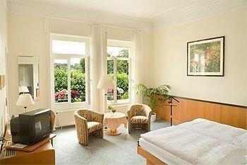 Hotel Villa am Kurpark - фото 50