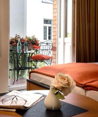 Hotel Villa am Kurpark - фото 17