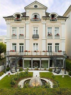 Hotel Villa am Kurpark - фото 20