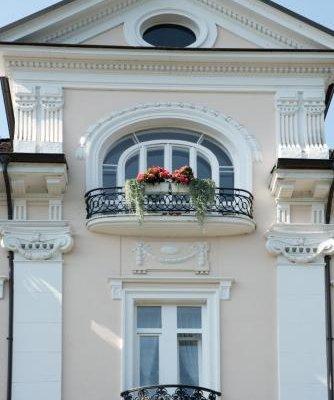 Hotel Villa am Kurpark - фото 23