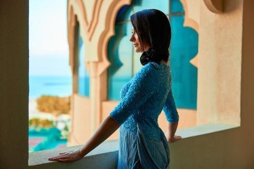 Al Hamra Palace Beach Resort - фото 16